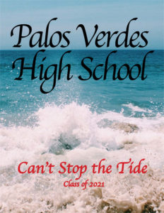 Can't Stop the Tide - PVHS Look Book Class of 2021