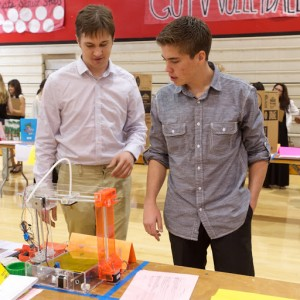Capstone Tier 1 Projects presented
