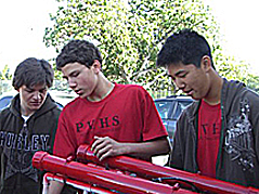 PVIT students
