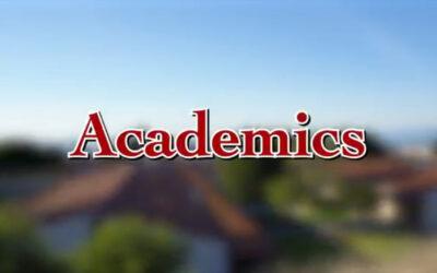Open House 2021: Academics Video