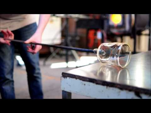 Palos Verdes High School Art - glass blowing